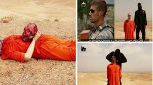 James Foley Last Words