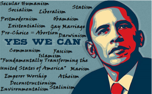 Obama yes we can to WHAT