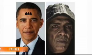 Obama Is The Devil 666