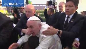 When Popes Attack1