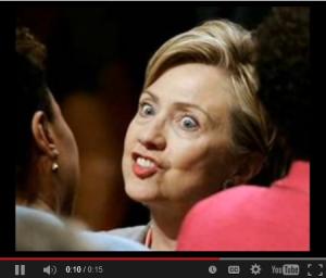 Hillary Clinton Vicious