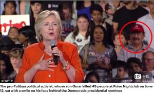 Hillary Terrorist Supporter